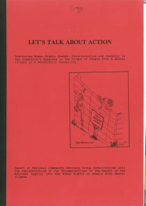 Lets Talk About Action front cover